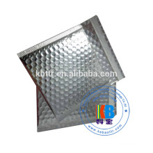Metallic foil envelope plastic bubble custom poly mailer